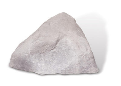 Large Fake Rock - Model 101 in Fieldstone