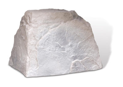 Large Fake Rock - Model 104 in Field Stone