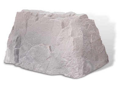 Medium Fake Rock - Model 110 in Field Stone