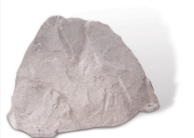 Small Fake Rock - Model 109 in Field Stone