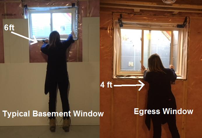 Basement Living Spaces Ehs S Ltd, How To Get More Light Into Basement
