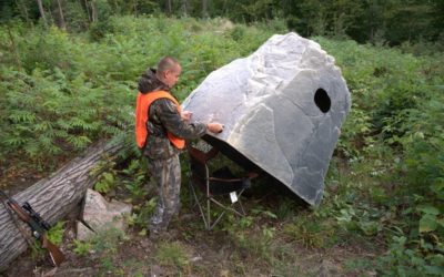 Make FauxRocks Part of Your Deer Camp