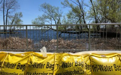 Triwater Bag Protecting Cities and Homes!